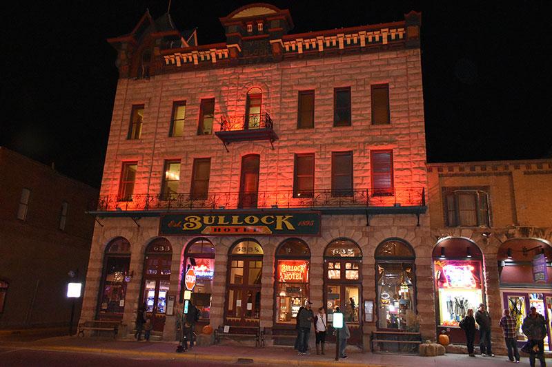 Bullock Hotel Investigation