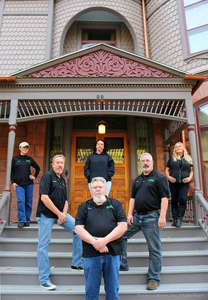 Black Hills Paranormal Investigations